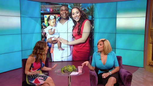Tracy Morgan's TODAY Show Interview