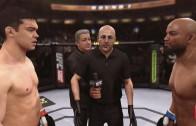 UFC Fight Night Hollywood: Lyoto Machida vs. Yoel Romero EA Sports UFC Simulation