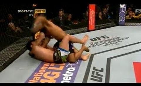 UFC Fight Night – Lyoto Machida vs Yoel Romero (27/06/2015) Full Fight