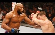 UFC FIGHT NIGHT: Lyoto Machida vs Yoel Romero