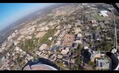 USSOCOM Paracommandos: Alabama Vs. Mississippi State 15 Nov 2014