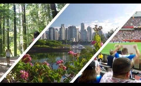 Vancouver, British Columbia & The Women's World Cup