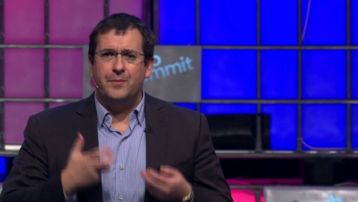 Web Summit 2014 Day Two – Dave Goldberg