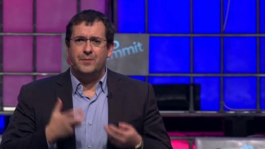 Web Summit 2014 Day Two – Dave Goldberg