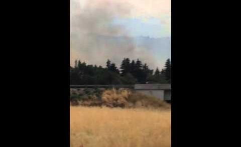 Wenatchee Fires on June 28 , 2015