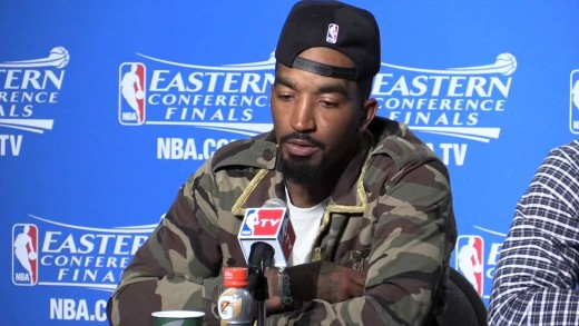 What J.R. Smith said after the Cavaliers won the 2015 Eastern Conference Championship