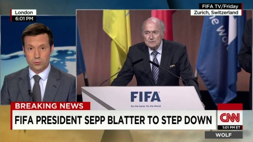 Who will succeed Sepp Blatter?