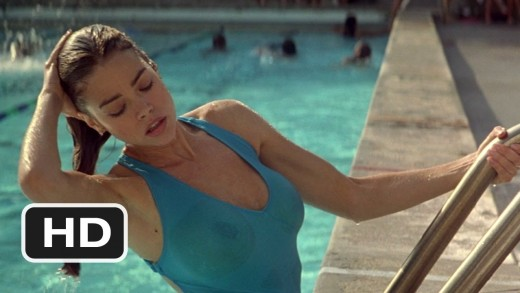 Wild Things (4/8) Movie CLIP – The Pool Scene (1998) HD