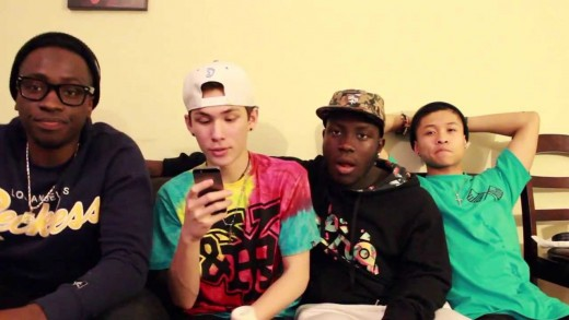 WOULD YOU RATHER! | Carter Reynolds