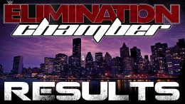 WWE Elimination Chamber 2015 Results
