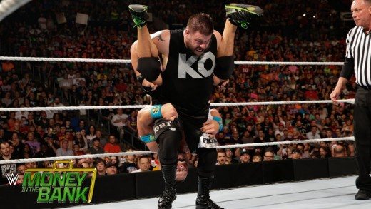 WWE Network: John Cena takes the fight to Kevin Owens: Money in the Bank 2015