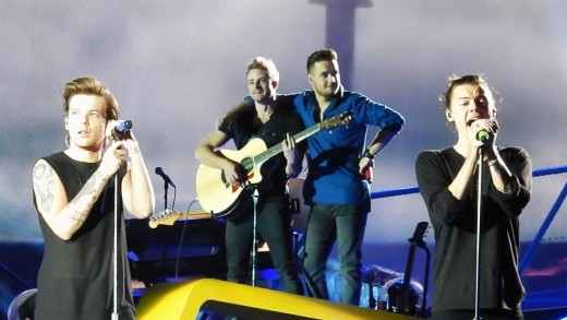 You & I – One Direction – Vienna – OTRA – 10/06/2015 – LARRY focused