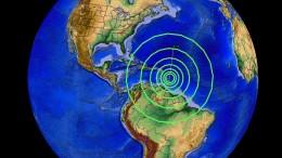 7/16/2015 — Large M6.5 earthquake strikes Caribbean near Barbados