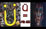 "Ü = Alt 666 / Justin Bieber Satanic 666 Subliminal ""Where are Ü (666) Now"""