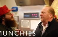Action Bronson & Mario Batali: Mr. Wonderful Inspired Cuisine