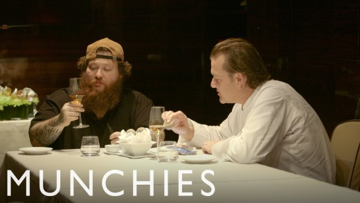 Action Bronson's Raps Pair Well with Coastal Italian Food