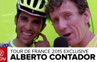 Alberto Contador Interview – How Is Contador Feeling Before The Tour De France?
