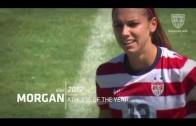Alex Morgan Highlights