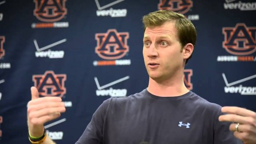 Auburn's Rhett Lashlee on Duke Williams