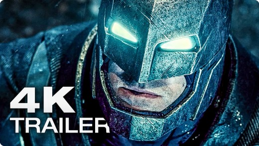 BATMAN VS SUPERMAN: Dawn Of Justice Trailer (2016)