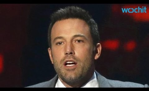 Ben Affleck Reportedly Not Seeing Nanny Christine Ouzounian