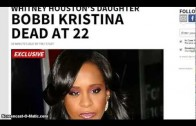 "Bobbi Kristina Brown Illuminati Sacrifice complete 176 (1 NWO, 13 BL) days after ""accident"""