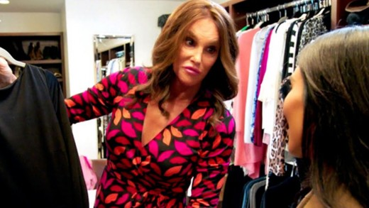 Caitlyn Jenner & Kim Kardashian Talk Fashion in New 'I Am Cait' Promo!