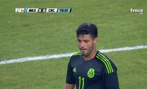 cristian martinoli se apago la maldita vela |  Mexico vs Costarica Copa Oro 2015