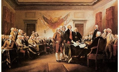 Declaration of Independence Reading