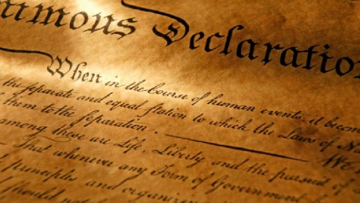 DECLARATION OF INDEPENDENCE – Sons of Liberty (History Channel)