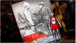 EIJI TSUBURAYA: Master of Monsters Book REVIEW!