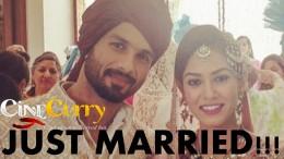 Exclusive Video From Shahid Kapoor-Mira Rajput Wedding