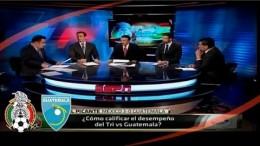 Fútbol Picante México vs Guatemala 3-0 Partido Amistoso 2015 Análisis