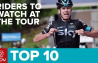 GCN's Top 10 Riders To Watch At The Tour De France