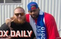 Ghostface Killah Threatens Action Bronson, Bloods, Crips Discuss Kendrick Lamar's Reebok