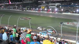 INSANE NASCAR CRASH!! AUSTIN DILLON, DAYTONA, COKE ZERO FIRECRACKER 400 (HD)