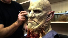 Inside The Strain  The Master –  Making Of – O Mestre (Robert Maillet)