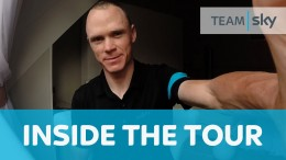 Inside The Tour de France with Team Sky 1: The Countdown to the Grand Depart