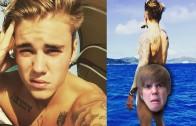 Justin Bieber Enseña Sus Pompis En Instagram