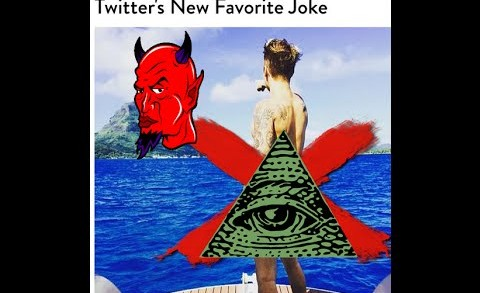 Justin Bieber's  Shows off Bare Butt … WHAT !?! Satanic Attack Against Sexuality EXPOSED