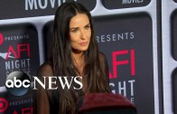 LAPD Investigates Drowning In Demi Moore's Pool