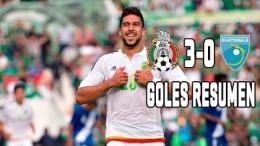 México vs Guatemala 2015 3-0 GOLES RESUMEN Partido Amistoso 2015
