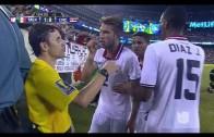 mexico vs costarica GOL RESUMEN 1-0 Copa Oro 2015 | Gol de Andres Guardado