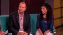 Noel and Amanda Biderman on The View discuss AshleyMadison.com