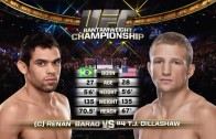 Renan Barao vs T.J. Dillashaw 2 FULL FIGHT – LUTA COMPLETA