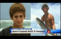 Search continues for boys lost at sea;Coast Guard says