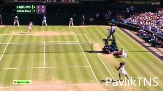 Serena Williams vs Maria Sharapova Highlights Wimbledon 2015