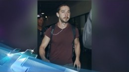 Shia LaBeouf runs some errands with Mia Goth