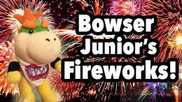 SML Movie: Bowser Junior's Fireworks!