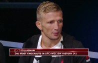 T.J. Dillashaw looks to beat Renan Barao for a second time